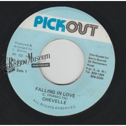 Chevelle - Falling In Love - Pickout 7""