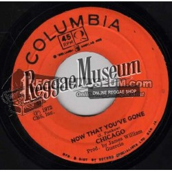 Chicago - Now That Youve Gone - Columbia 7""