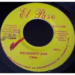 "Chico - Wickedest Jam - El paso 7"""