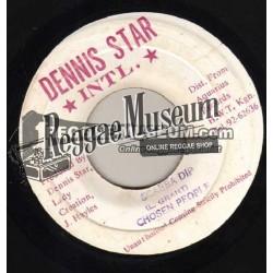 """Chosen Few - Scabba Dip - Dennis Star 7"""""""
