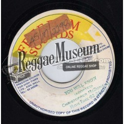 """Christopher McDonald - You Will Know - Freedom Sounds 7"""""""