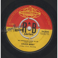 Chuck Berry - No Particular Place To Go - Pye 7""