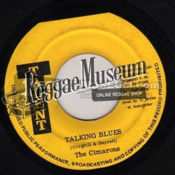 "Cimarons - Talking Blues - Talent 7"""