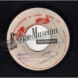 "Clancy Eccles - Doris - Clandisc 7"""