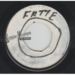 "Clancy Eccles - Fattie Fattie - blank (New Beat) 7"""