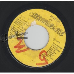 """Clint Eastwood - Roots Rock Reggae - Channel One 7"""""""