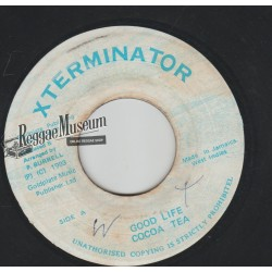 Cocoa Tea - Good Life - Xterminator 7""