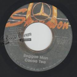 "Cocoa Tea - Reggae Man - Skengdon 7"""