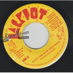 Cornell Campbell - Natty Dread In Greenwich - Jackpot 7""