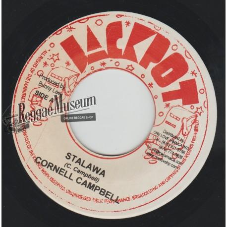 """Cornell Campbell - Stalawa - Jackpot 7"""""""