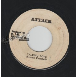 """Cornell Campbell - Talking Love - Attack 7"""""""