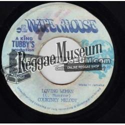 "Courtney Melody - Loving Woman - Waterhouse 7"""