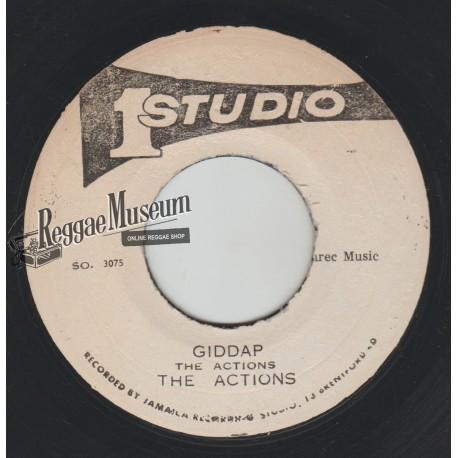 "Actions - Giddap - Studio 1 7"""