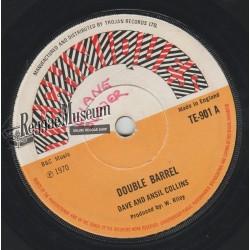 """Dave & Ansel Collins - Double Barrel - Techniques 7"""""""