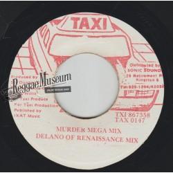 """Delano Of Renaissance Mix - Murder Mega Mix - Taxi 7"""""""