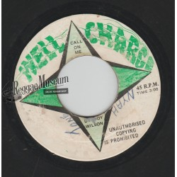 Delroy Wilson - Call On Me - Well Charge 7""