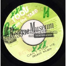 Delroy Wilson - Cant Stop Me - Roots From The Yard 7""